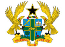 The Coat of Arms of Ghana